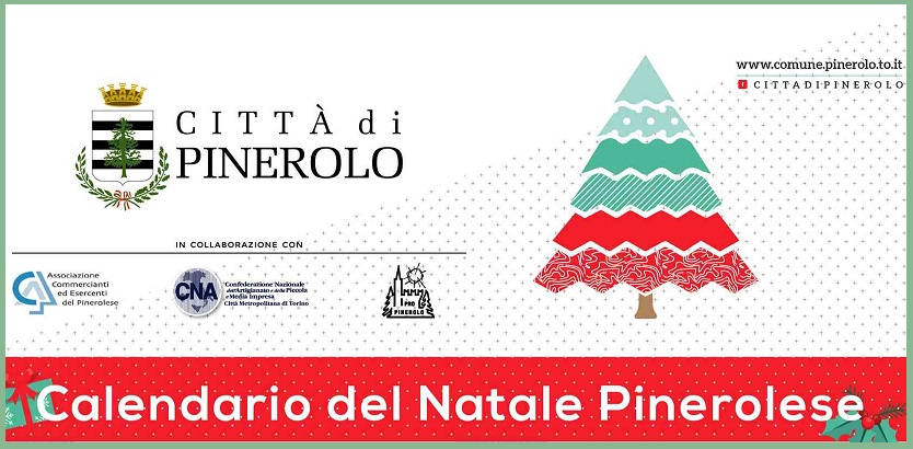 Calendario appuntamenti Natale Pinerolese